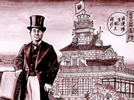 vol.22 渋沢栄一と彌太郎 | 三菱グループサイト
